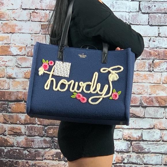 kate spade Handbags - 💕HP💕Nwt Kate Spade Howday Mega Sam